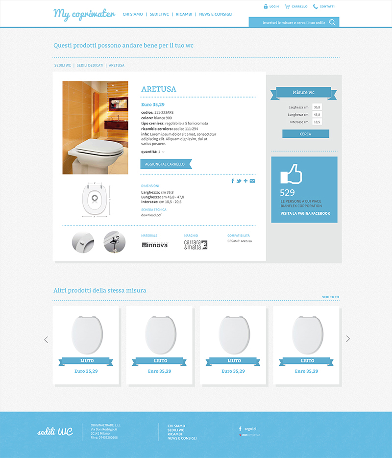 mycopriwater ecommerce